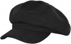 кепка американка 809 ЧN цвет: чёрный фото