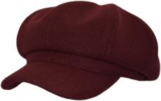 кепка американка 809 IR-Vino цвет: вишнёвый фото
