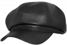 кепка американка 809 Nero цвет: чёрный фото