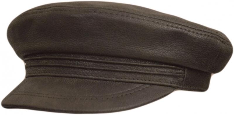 Капитанка Арт. Cap2 ККРСК цвет: коричневый фото