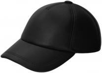 Бейсболка Б12 КК цвет: чёрный фото