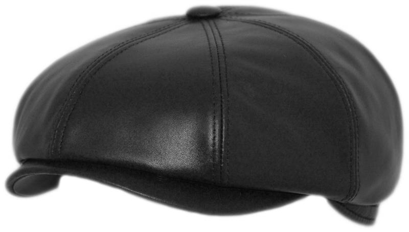 Зимние Кепки Арт. 803 ККм цвет: чёрный фото